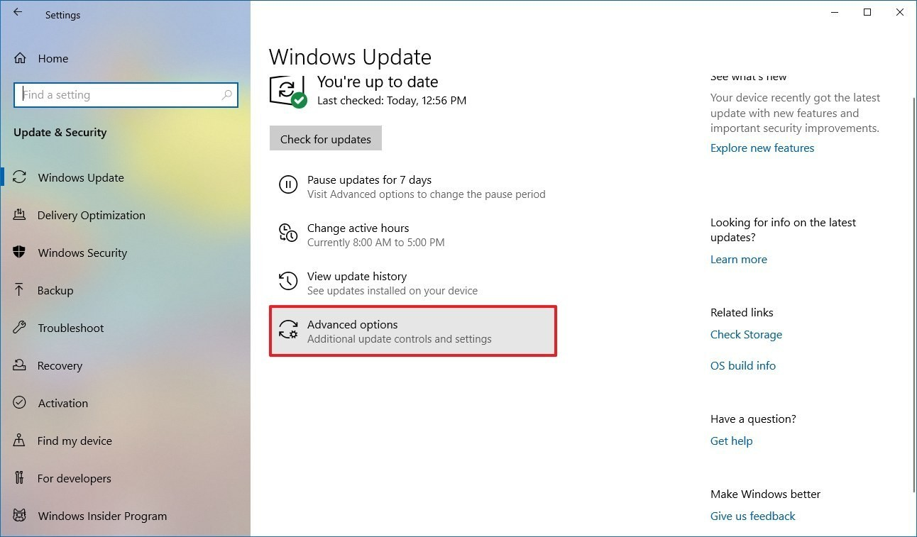Stop Windows 10 From Upgrading Your Image by cirawdma