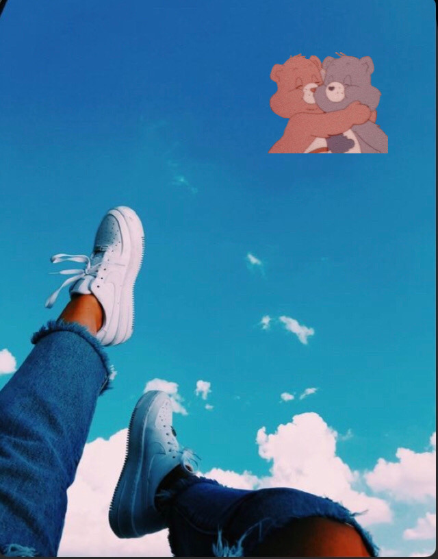 💙VibeZ💙#vsco #aesthetic #sky #blue #vscoxqueen  #freetoedit