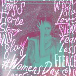 freetoedit rcwomensday womensday IWD2020 WomensDayReplay