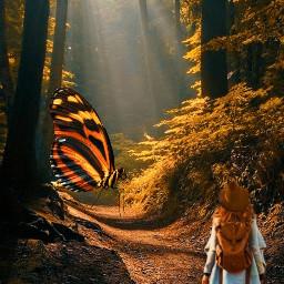 freetoedit mariposa butterfly edit edicionsimple ecgiantanimals