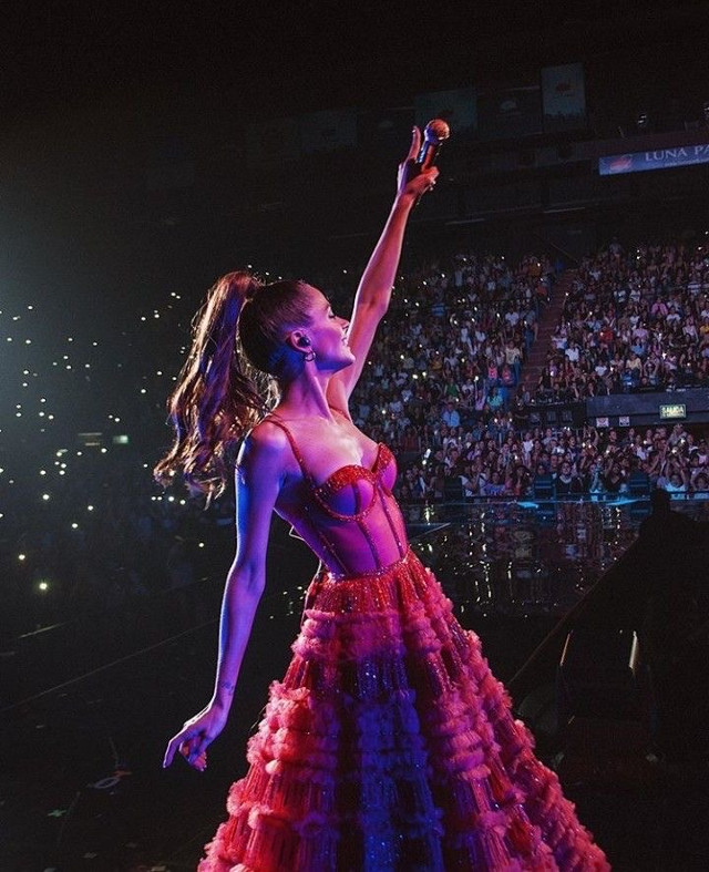 I'm nothing without you.  Thank you for coming to my concerts which means everything to me.  Thank you My wonderful fans #tinistas #iloveyousomuch ❤️❤️❤️❤️❤️❤️