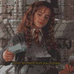 hermione hermionegranger harry harrypotter ron freetoedit