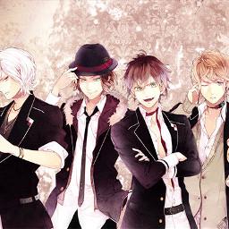 dailyanime anime diaboliklovers animeboys romantic freetoedit