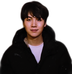 sticker suga minmin min yoongi freetoedit