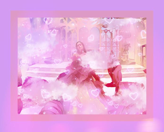 #freetoedit #arianagrande #pink #hearts #smoke #love #cute