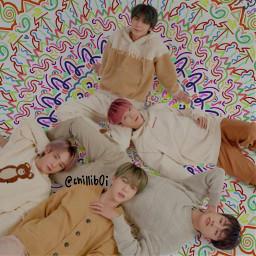 1team colorful 1teamedit 1teambc 1teamjinwoo