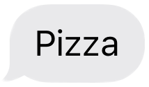 #pizza #pizzatext #freetoedit