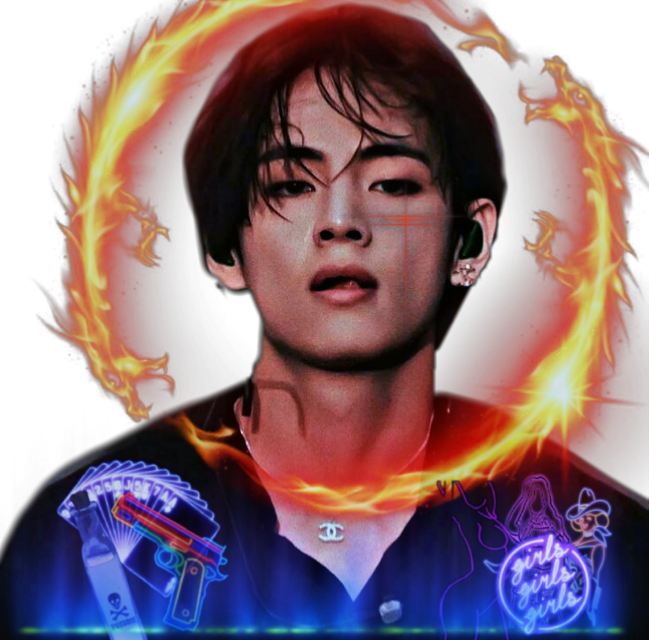 #desafiopicsart #desafio #picstart #stiker #stikerneon #neon #stikerchallenge #neonboy #badboy #lineneon #lines #fire #fuego #fireneon #girls #girlsneon #night #kimtaehyung #taehyung #v #bts #armyedit #aestethic #art #vin4 #noiseeffect #noise #negative #filtro #effects