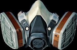 3m respiratormask gasmask mask freetoedit