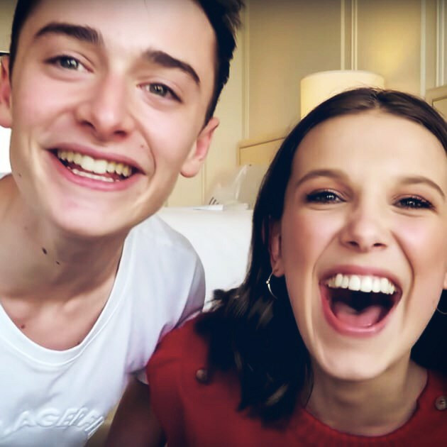Millie and Noah