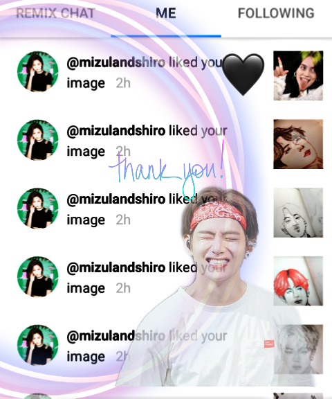 Thank you so much@mizulandshiro 💓💓💓💓