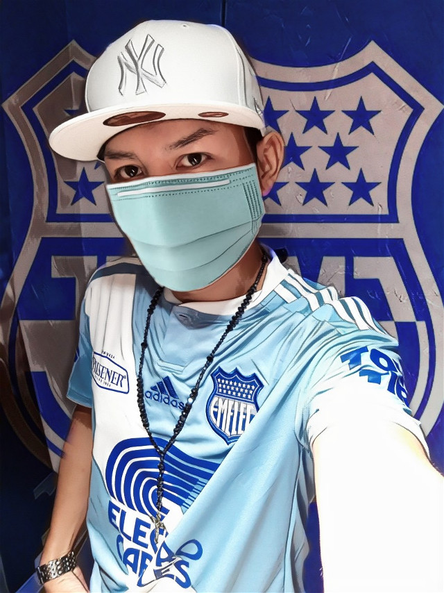 #freetoedit #emelec #cap #mystyle #outfit