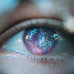 eye eyeedit galaxy galaxyeye galactic freetoedit