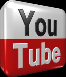 3d youtube logo freetoedit