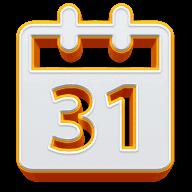 3d calendar schedule agenda icon freetoedit