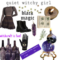 freetoedit witchy witchcraft