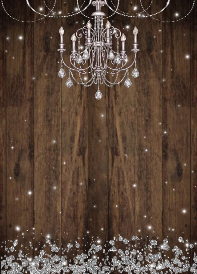 #freetoedit #elegant #wooden #rustic #card #invitation #birthay #anniversary #chandelier #diamonds #jewels #savethedate @stephaniejordan53