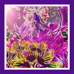 freetoedit flowers neoneffect myedit rwmix