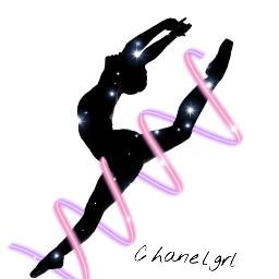 believe dancer neonspiral freetoedit
