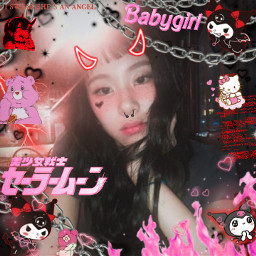 chaeyoung twice twicechaeyoung sonchaeyoung cyber freetoedit