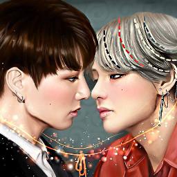 freetoedit taekook_is_real ıloveyou saranghae taehyung