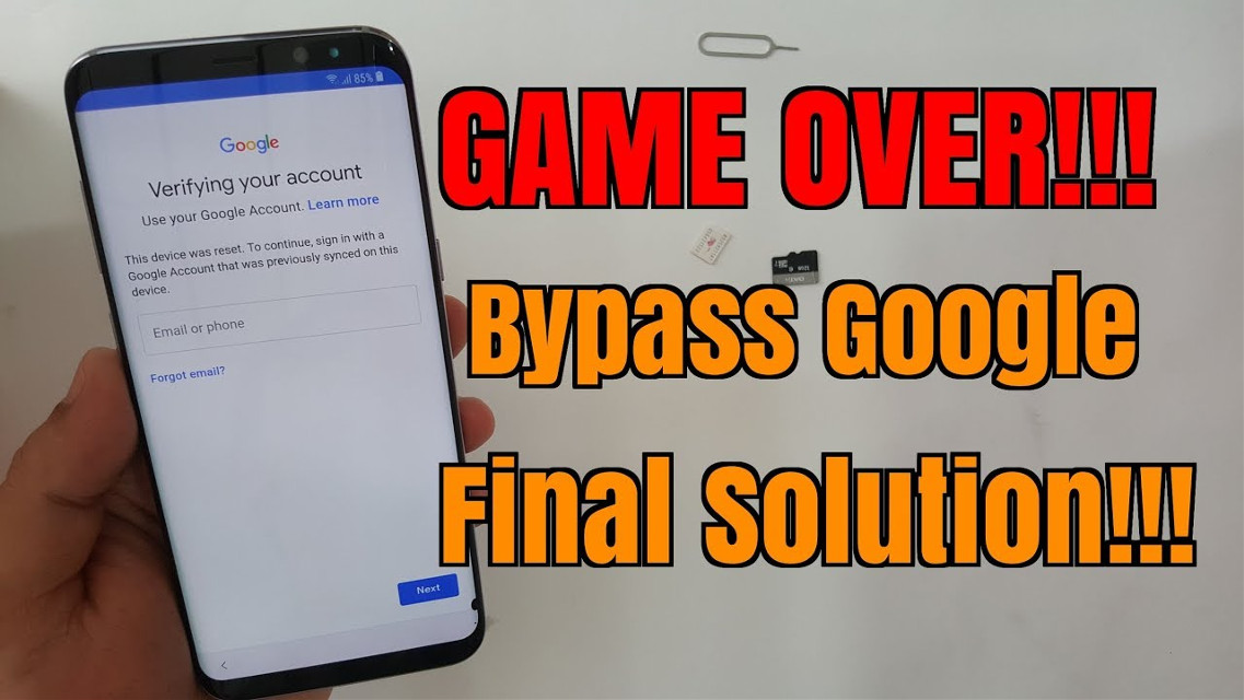 """How To Bypass Google Account On Samsung Galaxy S8 S8 Plus Android... samsung galaxy j4 plus google account bypass frp android 8.1, samsung galaxy grand prime plus google account bypass android 6.0.1, samsung galaxy j4 plus google account bypass frp android 9   How To Bypass Google Account On Samsung Galaxy S8 S8 Plus Android... ->>->>->> http://cinurl.com/1bu4b7        Android FRP bypass, Remove google account, remove Samsung Account So, using ... From here Download Galaxy a5 2017 Samsung SM-A520F ENG boot for ... Samsung S8 frp bypass without computer 2019 HushSMS APK https://pangu.. Bypass Google Account Samsung Galaxy S8 and S8+ Remove FRP. Meziani. Loading... Unsubscribe .... Bypass Google Account FRP SAMSUNG GALAXY S8 (SM-G950). Meziani. Loading... Unsubscribe .... FAQ for Samsung Mobile Phone. Find more about 'Galaxy S8/S8+: How to remove the Google account from the account settings?. Sense of Android V3.0 68,805 views · 12:50 · how to remove google account on samsung galaxy s8 s8 plus .... Galaxy S8 locked out due to Factory Reset Protection, how to bypass FRP, ... Hello and welcome to our latest #GalaxyS8 troubleshooting page for ... When it does turn on, it's stuck on the """"Samsung Galaxy S8 Powered By Android"""" screen ... If you have signed into a Google account on the device, you have.... Why Samsung Galaxy S8 Plus G955F stuck … Download links for mobile below FRP bypass or FRP pass Android 6 account manager Android 5 account.... In this post, we gonna provide the direct links for the Galaxy S8 USB drivers with ... to bypass google account Samsung Galaxy S8 Plus, S8, S8 edge Android 8,.... How to bypass google account lock on samsung S8/S8+ Without computer or without flashing using pin lock .... FRP galaxy S8 android 8,android oreo frp,samsung frp v8,s8 + galaxy s8 galaxy s8 plus google account .... how to remove google account on samsung galaxy s6 s7 s8 s8 plus android 7 with bluetooth headset and pc. link to download apps.... ... galaxy Note 8 S8 S8 plus"""