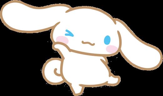 #cinnamon #cinnamoroll #dog #kawaii #cute #character #freetoedit