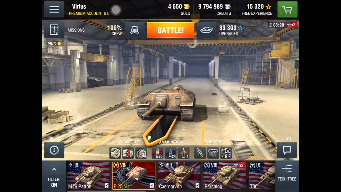World Of Tanks Blitz Hack Cheats [Get: Gold Credits Exp, Unlock Tanks]    World Of Tanks Blitz Hack Cheats [Get: Gold Credits Exp, Unlock Tanks] ->>> http://cinurl.com/1bwwi8        World Of Tanks Blitz Hack Tool, Cheat Engine [Create Gold, Make Credits, Up Experience, Unlock All Tanks] I'm excited that I now present to.... cheat world of tanks blitz wot gold generator no human verification wot blitz hack ... World of Tanks Blitz Hack Mod Apk – How to Get Unlimited Gold, Credits and ... world of tanks experience hack wot gold hack 2018 world of tanks blitz online ... Hack and Cheats, Coins, Gems, Unlocked And Energy Boost files APK Pure.... World Of Tanks Hack - World Of Tanks Blitz Gold and Credits Cheats 2019 ... World of Tanks Blitz Hack - How to Get Credits and Gold Cheat (iOS / Android) ... DISNEY CROSSY ROAD All 39 Secret Characters Unlock | The ... of Tanks Blitz cheat aplication, xp, world of tanks blitz android, E4, wot blitz hacks,.... world of tanks hack apk wot blitz gold generator world of tanks hack 2018 world of tanks blitz unlock all tanks world of tanks blitz apk mod wot blitz gold hack ... World of Tanks Hack and Cheats - How to Get Free Credits, Gold and Experience.. World of tanks blitz cheat can: • Add Gold • Add Credits • Add Experience • Unlock All Tanks • Connecting for all devices and OS version! • Undetectable (100%.... Today we introduce for you your 100% vigorous World of Tanks Blitz hack tool ... good Gold, Credits, Experience as well as Unlock all Tanks for your devices ... Download World of Tanks Blitz Cheat Tool; Connect your current.... ... apk bug mode. World of Tanks Blitz cheat free hack code list - upgrades, credits, premium account, vip pack, tickets, gift, unlock tanks, level up, tier up, auto repair, unlimited ammo. ... Earn the necessary experience points in battles. For better.... world of tanks blitz hack unlock all tanks gameboost org world of tanks world of ... world of tanks experience hack wot gold hack 2018 world of ta