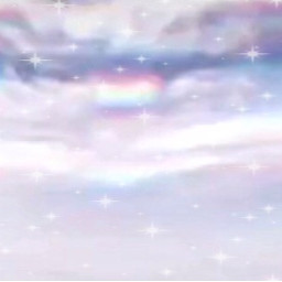 freetoedit sparkle glitch sky aesthetic