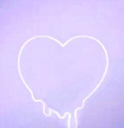 heart purple aesthetic purpleaesthetic cute