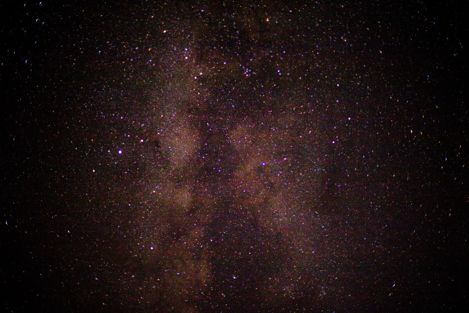 See things differently. Unsplash (Public Domain) #sky #stars #galaxy #background #backgrounds #freetoedit
