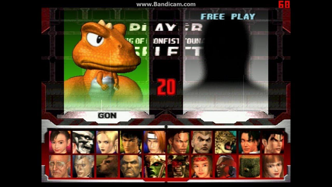 Tekken 3 Mcr Files For Image By Bekki1zo7n