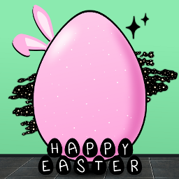 frame stayinspired easter egg createfromhome freetoedit ftestickers