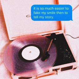 relatableeditss quotes recordplayer text fakesmiles freetoedit