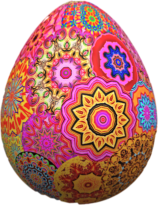 #freetoedit #sticker #egg #easter #colorful  #madewithpicsart