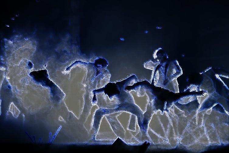 #staysafe #art #kpop #replay #neon #bts #freetoedit