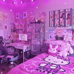 anime hellokitty cute hellokittylove pink freetoedit
