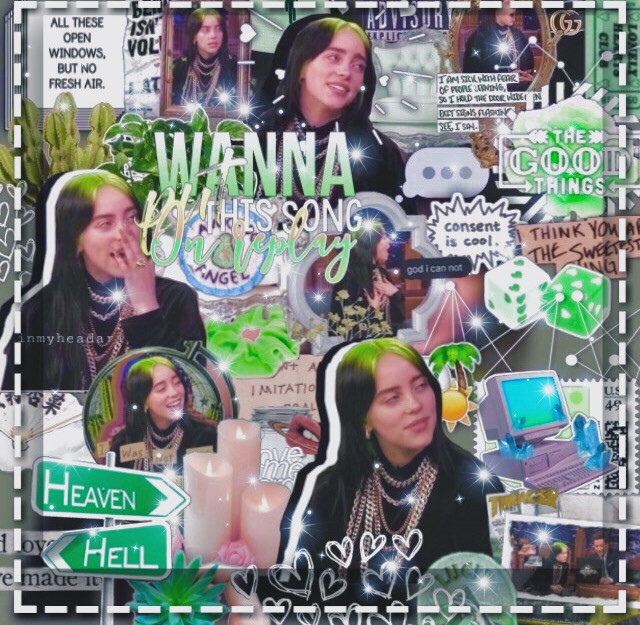 click more! ✨☁️~~~~>    hello there lovely human and/or alien! 🤠 hope u are doing 1000%, and if not, feel free to dm me!    ✧˚·⛸‧₊˚🗻⋆.*༄  edit details!   person; billie eilish🧚🏻  event; billie on jimmy fallon show🧚🏻  colors; green n black🧚🏻 lyrics; put this song on replay 🧚🏻  premades; me, editingminimals on ig🧚🏻  etc; nun. lmk if u have a contest! 😎 💕   today details!  date; 4/11/20 🧚🏻♀️  time; 10:28am 🧚🏻♀️  weather; kinda sunny🧚🏻♀️  mood; 😐🥵🧚🏻♀️  song playing; leave me lonely- ariana grande🧚🏻♀️  some thoughts; hiiii all! i'm getting back into editing and rn i am working on another edit 😳 pls stay home and safe, i love u all.    mmmk that's it for now~~~~~~~ adios ! 🧚🏻 my forever {girl}: @rainqops 🥺💕👯♀️💫 my family 🥺: @peachesnbibbles @bibblesncream @hopefulgrande  @lomlcottril @editingisland @itzda_tea @clqud @queenxgrande   @multisheart my irl fam: @abbeyvanderwaal @jordynkarpoff    Comment ☁️ to join! Tags: @tumblerari- @doraisthequeen @jade_sky  @tallynator  #arianagrande #edit #complex   note: pls let me know if u change ur username if you get tagged! pls & thanks 🥺