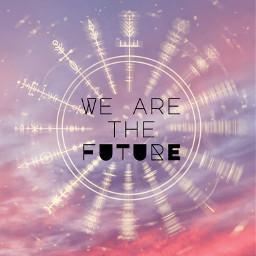 future we pink life present