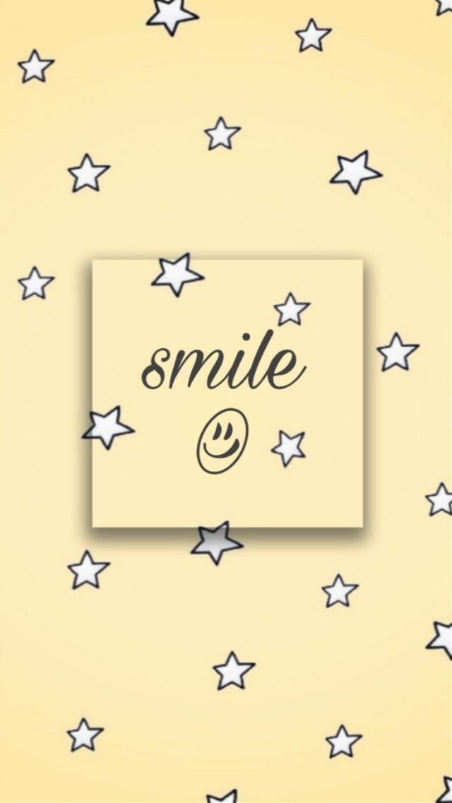 #freetoedit #wallpaperedit #yellow #smile
