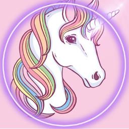 unicornstickers freetoedit