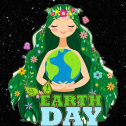 happyearthday earthday earth life nature freetoedit