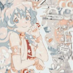 gurrenlagann anime wallpaper animewallpaper wallpaperanime freetoedit