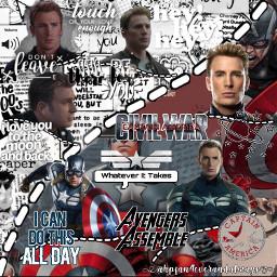 captainamerica captainamericathefirstavenger captainamericathewintersoldier captainamericacivilwar captainamericaedit freetoedit