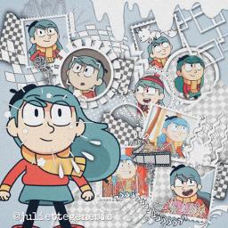 freetoedit hilda animegirl overlay complete
