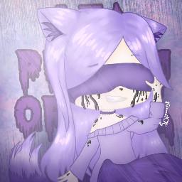 art giftart editrequest forsomeone purple