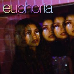 freetoedit euphoria zendaya glitter