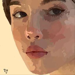 art drawing draw oleo paint