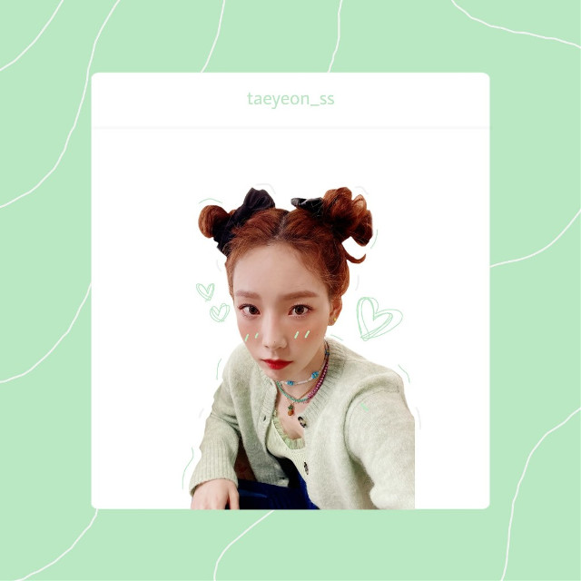#graphic #graphics #edit #edits #taeyeon #kimtaeyeon #snsd #snsdtaeyeon #girlsgeneration #kpop #kpopedits #kpopedit #femaleidol #girlgroup #taeyeon_ss #instagram #pastel #simple #cute
