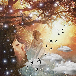 freetoedit woman fantasy rest peace ircstillness stillness